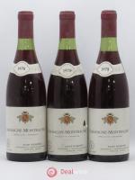 Chassagne-Montrachet Ramonet (Domaine) 1978