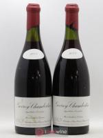 Gevrey-Chambertin Domaine Leroy 2004