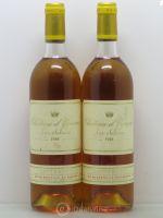 Château d'Yquem 1er Cru Classé Supérieur  1988 iDealwine