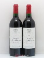 Blason de l'Evangile  1991 - Lot of 2 Bottles