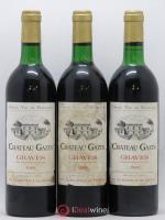 Graves Château Gazin 1983