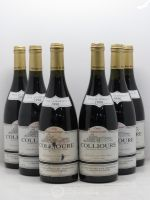 Collioure Domaine du Mas Blanc Cuvee Cosprons Levants 1996 - Lot of 6 Bottles