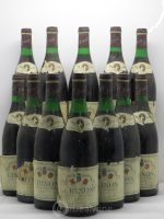 Chinon Baronnie Madeleine Couly 1981