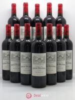 Bottle Château Bellegrave  2013 - Lot of 12 Bottles