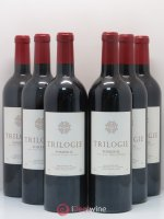 Pomerol Trilogie (G&J. Thienpont) L 11 12 13 ---- - Lot of 6 Bottles