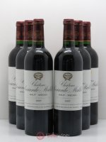 Château Sociando Mallet  1997 - Lot of 6 Bottles