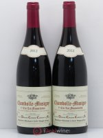 Chambolle-Musigny 1er Cru Les Feusselottes Domaine Christian Confuron & Fils 2012 iDealwine