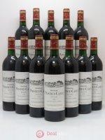 Château Pontet Canet 5ème Grand Cru Classé  1986 iDealwine