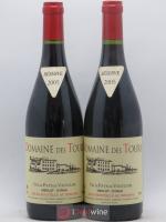 IGP Pays du Vaucluse (Vin de Pays du Vaucluse) Domaine des Tours Merlot-Syrah E.Reynaud 2005