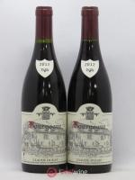 Bourgogne Claude Dugat 2012