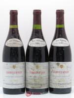 Chambolle-Musigny P. Pidault 1993 - Lot de 3 Bouteilles