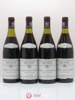 Morey Saint-Denis Albert Bichot 1988 - Lot of 4 Bottles