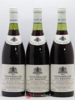 Vosne-Romanée 1er Cru Aux Reignots Ch. de Vosne-Romanée  Comte Liger-Belair (Domaine du) Bouchard Père et Fils 1981