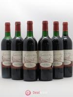 IGP Pays d'Hérault (Vin de Pays de l'Hérault) Terrasses d'Albaran Grande Reserve Vieilles vignes Moulin de Gassac 1995