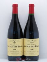 IGP Pays d'Hérault Grange des Pères Laurent Vaillé  2000 - Lot of 2 Bottles