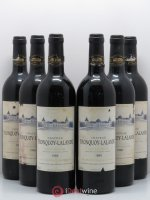 Château Tronquoy Lalande Cru Bourgeois  1995 - Lot of 6 Bottles