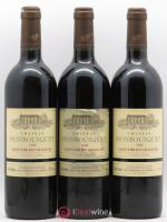 Château Monbousquet Grand Cru Classé  1999 - Lot of 3 Bottles