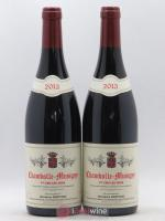 Chambolle-Musigny 1er Cru Les Cras Ghislaine Barthod 2013