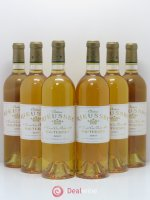 Château Rieussec 1er Grand Cru Classé  2007 - Lot of 6 Bottles