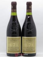 Châteauneuf-du-Pape Domaine Font de Michelle Cuvée Etienne Gonnet Famille Gonnet 1998