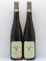 Pinot Gris (Tokay) Grand Cru Altenberg de Bergheim Selection de Grains Nobles Domaine Marcel Deiss 1996 - Lot de 2 Bouteilles