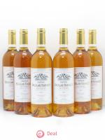 Château Sigalas Rabaud 1er Grand Cru Classé  2002 - Lot of 6 Bottles
