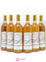 Château la Tour Blanche 1er Grand Cru Classé  2001 - Lot of 6 Bottles