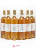 Château Rieussec 1er Grand Cru Classé  2001 - Lot of 6 Bottles