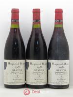 Hautes Côtes de Beaune Cuvée Maurice Drouhin Mise Joseph Drouhin 1985