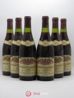 Gevrey-Chambertin 1er Cru Domaine Serafin 1986