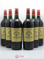 Château Angélus 1er Grand Cru Classé A  2009 - Lot of 6 Magnums