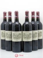 Château Lafite Rothschild 1er Grand Cru Classé  2009 - Lot of 6 Bottles