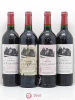 Château l'Évangile  2000 - Lot of 4 Bottles