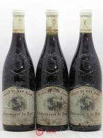 Châteauneuf-du-Pape Pierre Usseglio (Domaine) Cuvée de mon Aïeul Jean-Pierre & Thierry Usseglio 2000