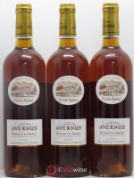 Rivesaltes Cuvée Ambre Château Avernus 2004