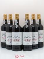 Porto Quinta do Javali 10 years Old Tawny Port ---- - Lot of 6 Bottles