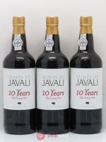 Porto Quinta do Javali 10 years Old Tawny Port ---- - Lot of 3 Bottles