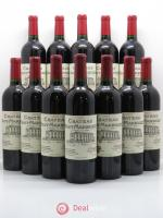 Bottle Château Haut Marbuzet  2003 - Lot of 12 Bottles