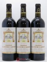 Château La Tour Carnet 4ème Grand Cru Classé 1998