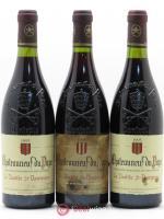 Châteauneuf-du-Pape La Bastide Saint Dominique 1995