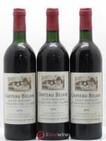 Château Belair (Belair-Monange) 1er Grand Cru Classé B 1978