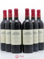 Château Monbousquet Grand Cru Classé  1995 - Lot of 6 Bottles