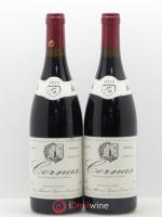 Cornas Chaillot Thierry Allemand  2015 - Lot of 2 Bottles