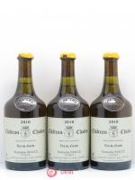 Château-Chalon Jean Macle  2010 - Lot of 3 Bottles