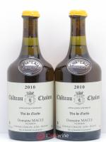 Château-Chalon Jean Macle  2010 - Lot of 2 Bottles