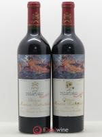 Château Mouton Rothschild 1er Grand Cru Classé  2010 - Lot of 2 Bottles