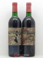 Château Pavie 1er Grand Cru Classé A  1989 - Lot of 2 Bottles