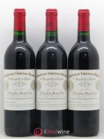 Château Cheval Blanc 1er Grand Cru Classé A  1992 - Lot of 3 Bottles