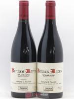 Bonnes-Mares Grand Cru Georges Roumier (Domaine) 2000