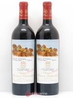 Château Mouton Rothschild 1er Grand Cru Classé  2004 - Lot of 2 Bottles